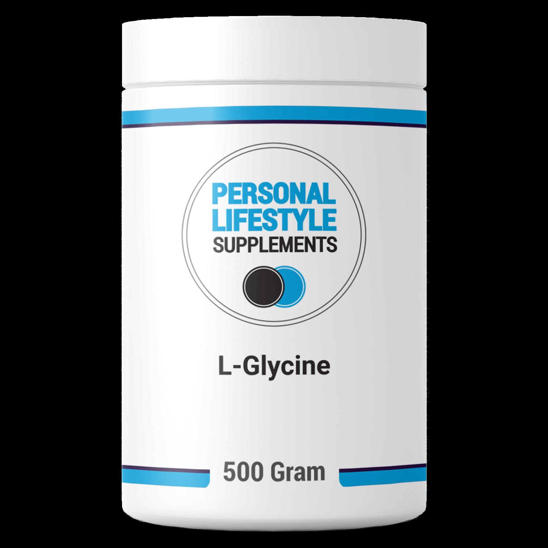 Glycine-magnesium-niet-essentieel-aminozuur-eiwitten-instandhouding-spiermassa-glycine-kopen-sporters-poeder